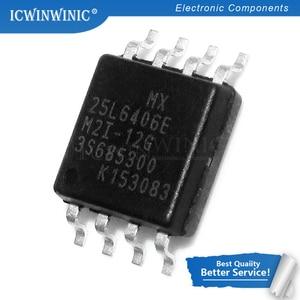 10piece MX25L6406EM2I-12G MX25L6406EM2I-12 SOP8 SOP new original In Stock