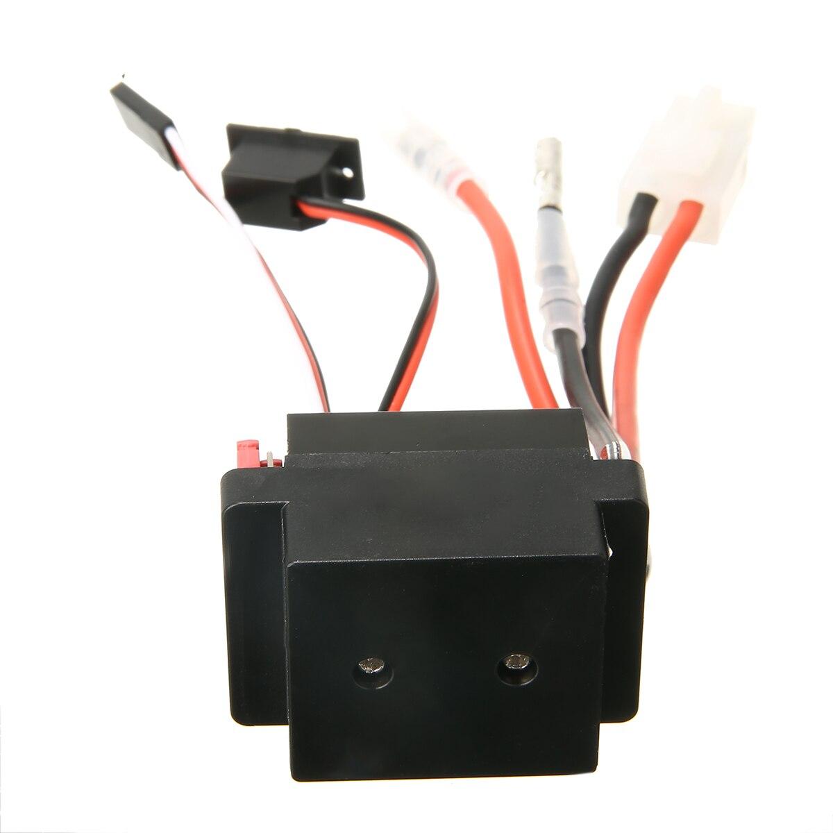 For RC Car Boat 1PC High Voltage ESC Brushed Motor Speed Controller 320A 7.4V-11.1V MAYITR