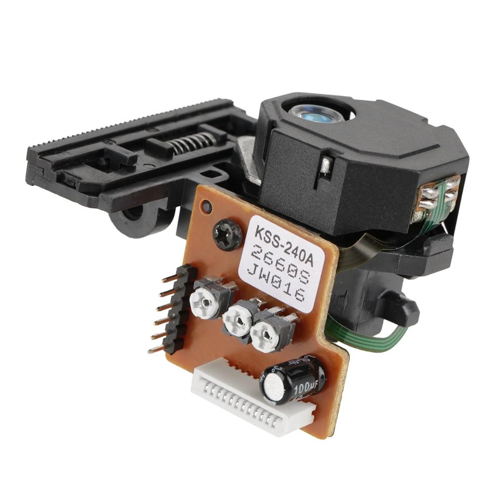 1 Pcs KSS-240A Generic Replacement Laser Lens KSS240 Optical Pickup CD DVD Consoles Game Machine Replacement Part Repair