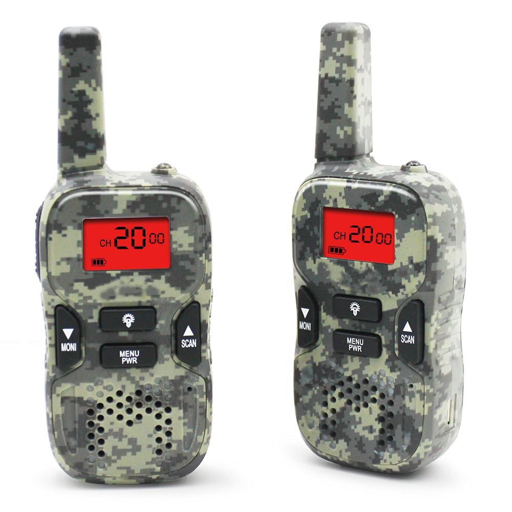 1 Pcs Children's Walkie-talkie Wireless Small Mini Toy Walkie-talkie 22 Channels Dropshipping 2021 Best Selling Products