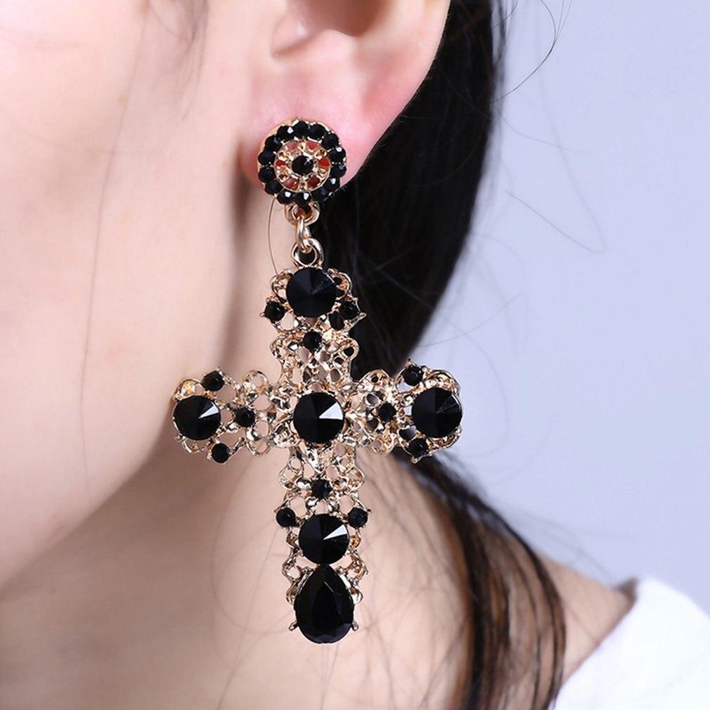 New Sale Bohemian Tassel Earrings Vintage Long For Women Statement Acrylic Fashion Geometry 2021 Trend Jewelry