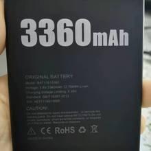 New Mobile phone battery DOOGEE BAT17613360 X30 battery X30 3360mAh High capacit Original battery DO