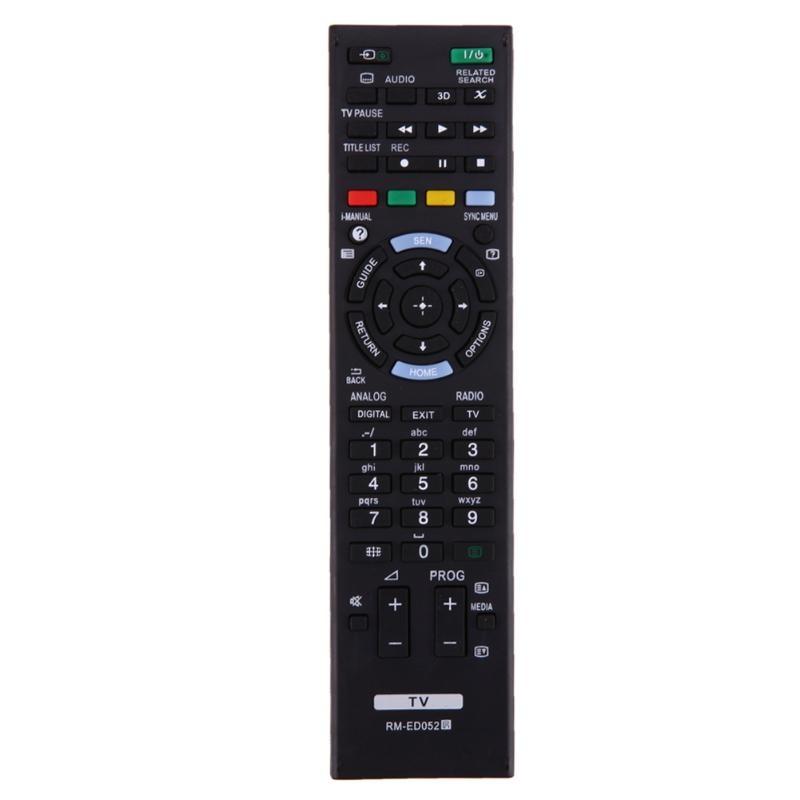 Reemplazo de Control remoto para SONY TV RM-ED050, RM-ED052, RM-ED053 RM-ED060