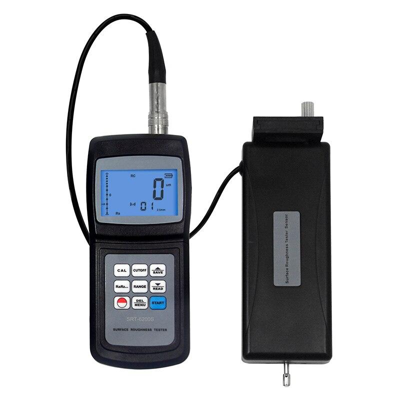 جهاز استشعار رقمي SRT-6200S منفصل أداة قياس خشونة الأسطح