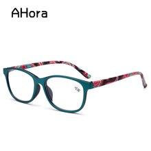 Ahora Anti lumière bleue lunettes de lecture ultraléger hommes femmes Prebyopia lunettes lunettes lunettes + 1.0 à 4.0