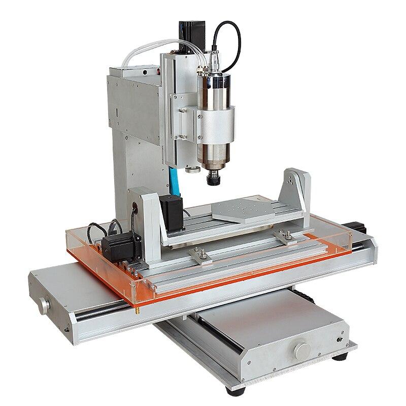 ماكينة حفر وتفريز CNC ذات 5 محاور, موديل HY- 6040