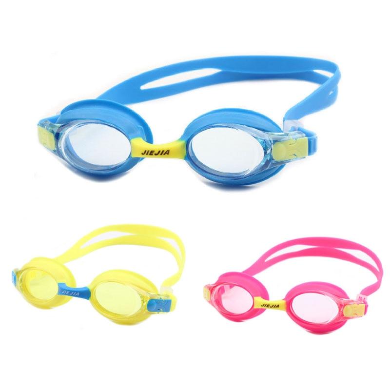 Новые детские плавательные очки оптом противотуманные профессиональные спортивные водные очки плавательные очки водонепроницаемые детск...