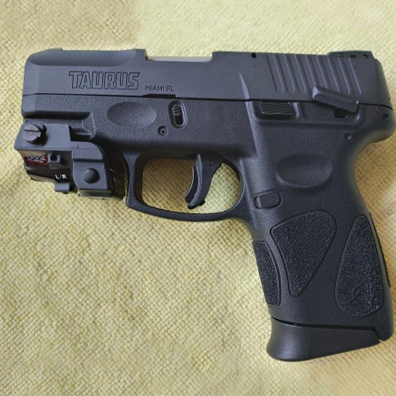 Tactical Rechargeable Handgun Green Laser Sight Taurus G2C Pistol Laser Dot Scope For Self Defense G