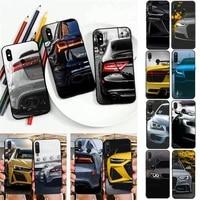rs sports car phone case for redmi note 8pro 8t 6pro 6a 9 redmi 8 7 7a note 5 5a note 7 case