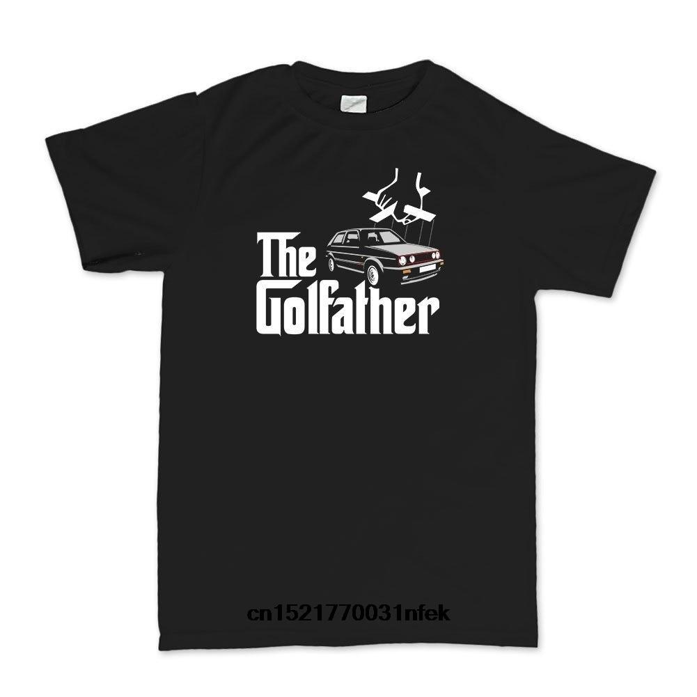 Camiseta para hombre Golfather Golf Gti Mk1 Mk2 Mk3 Mk4 Mk5 Mk6 divertida camiseta novedad Mujer