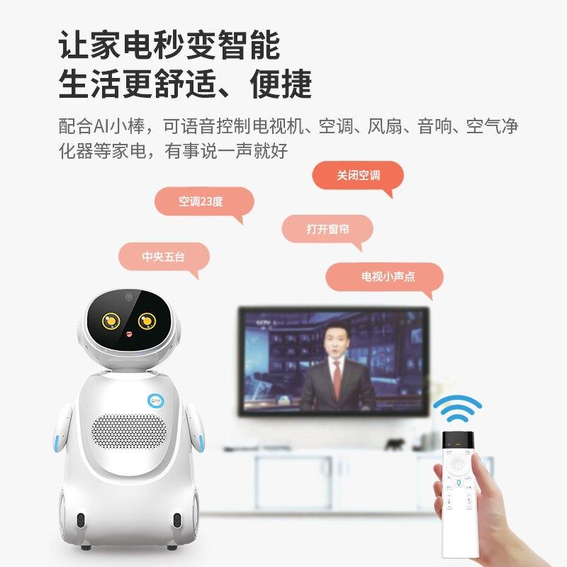 ألفا البيض A30 الروبوت الذكية للأطفال ذكي التعليم المبكر آلة الذكاء الاصطناعي التعلم