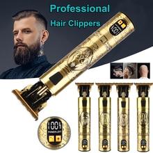 2021 tagliacapelli tagliacapelli elettrico per uomo tagliacapelli professionale barbiere elettrico rasoio barba Trimmer per uomo