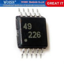 1 pcs/lot INA226AIDGSR MSOP-10 INA226 226 MSOP10 SMD En Stock