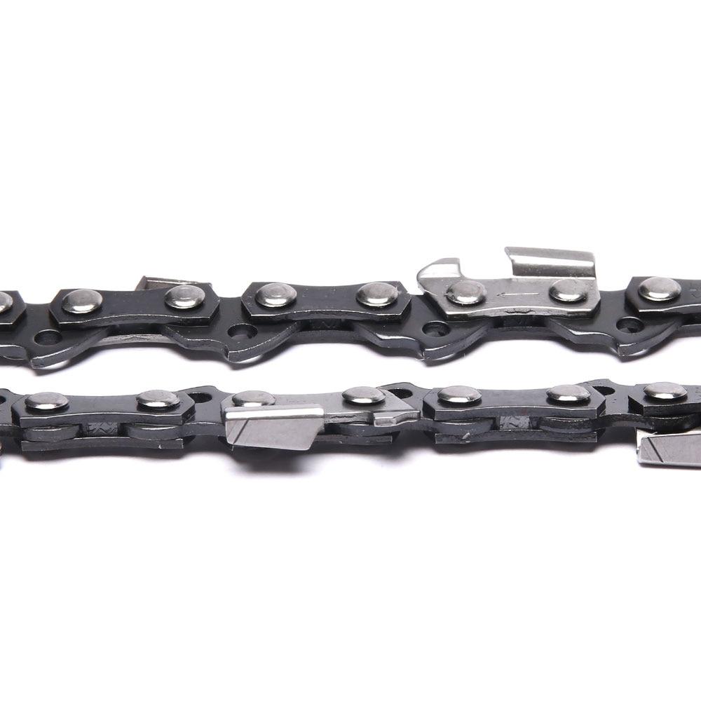 2pcs 16 Inch Chainsaw Chain Bar Pitch 3/8