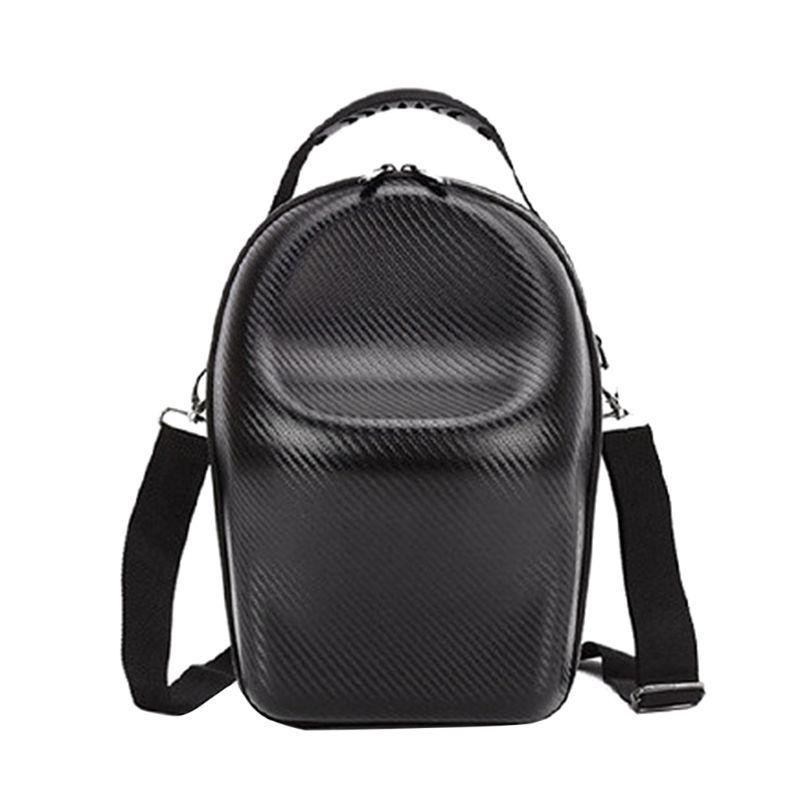PU Leather Shoulder Bag Travel Carrying Case for DJI Goggles FPV VR Glasses Kit D08A