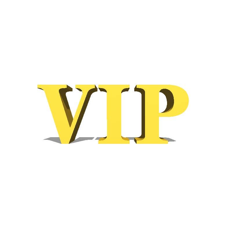 Link de transporte vip, link personalizado padrão