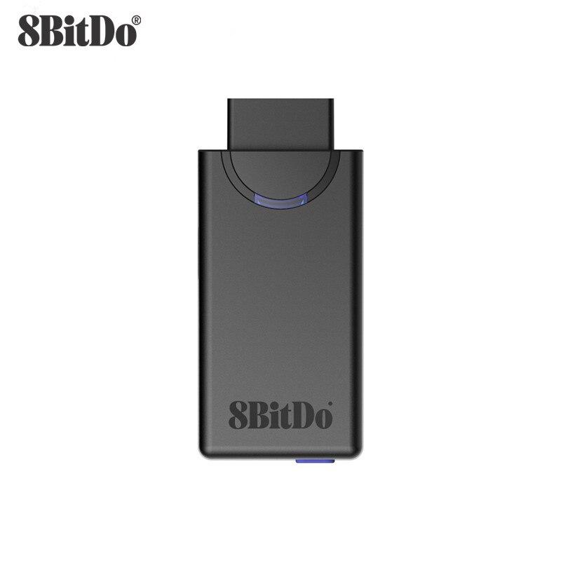 8BitDo receptor Retro Para Mega Drive Bluetooth Sega Genesis y Original Sega Genesis