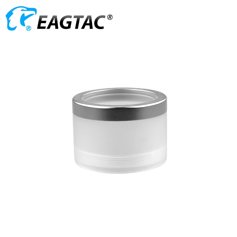 Cabeça do difusor de eagtac e moldura de alumínio para px30lc2 dr p25lc2d gx30a3d gx30l2dr sx30a6d sx30l2dr lanterna modelos