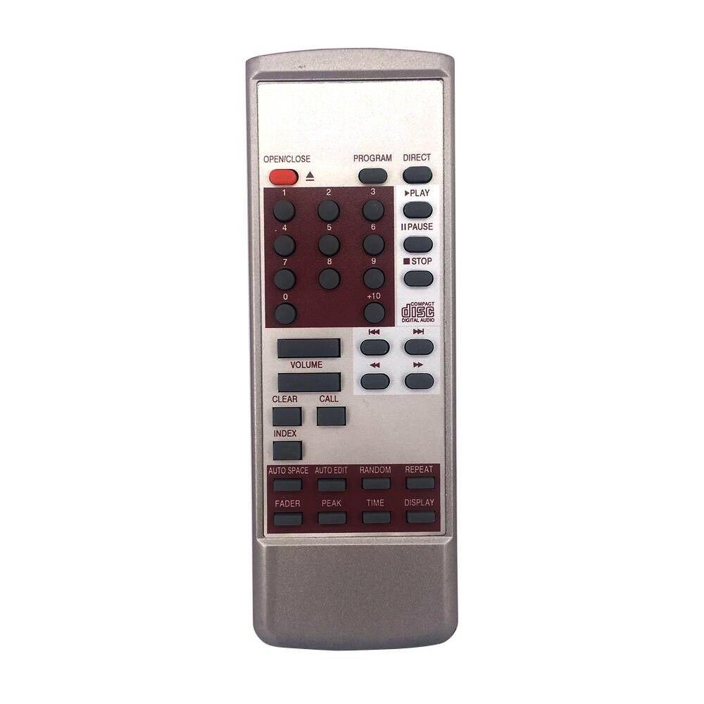 חדש שלט רחוק עבור DENON DCD-S10 RC-255 DCD-1650AR DCD-2880AR סטריאו CD נגן