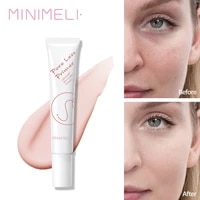minimeli pore invisible makeup primer oil control moisturizing smooth facial cream reduce fine line matte primer face cosmetics