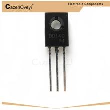 20pcs/lot BD140 TO-126 PNP 80V 1.5A  Transistors In Stock