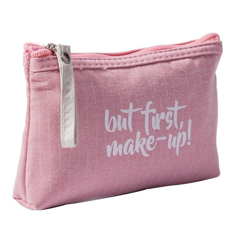 Girls Mini Coin Purses for Women Cotton Purse Cute Bag Change Wallet Kids Children Zipper