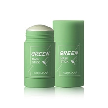 Cleansing Green Stick Green Tea Stick Mask Purifying Clay Stick Mask Oil Control