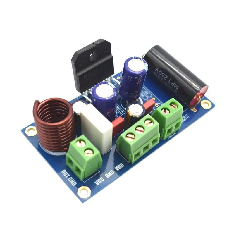 1Pcs Lm3886 Tf Mono Power Amplifier Board 60W Diy Kit Parallel Classic Circuit Latest Gc Version