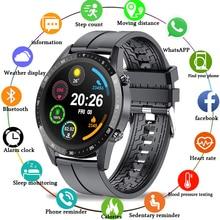 Bluetooth Call Smart Watch Men IP67 Waterproof Sports Fitness Watch Health Tracker Alarm Reminder 20