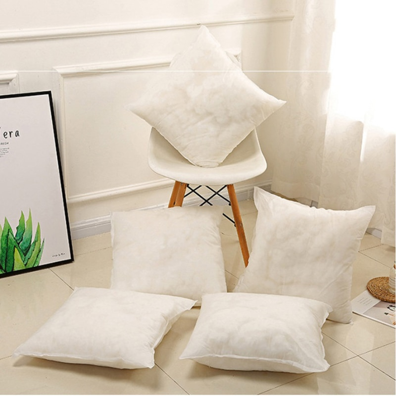 PP Cotton Soft Pillow Core For 45*45cm Cusion Filling