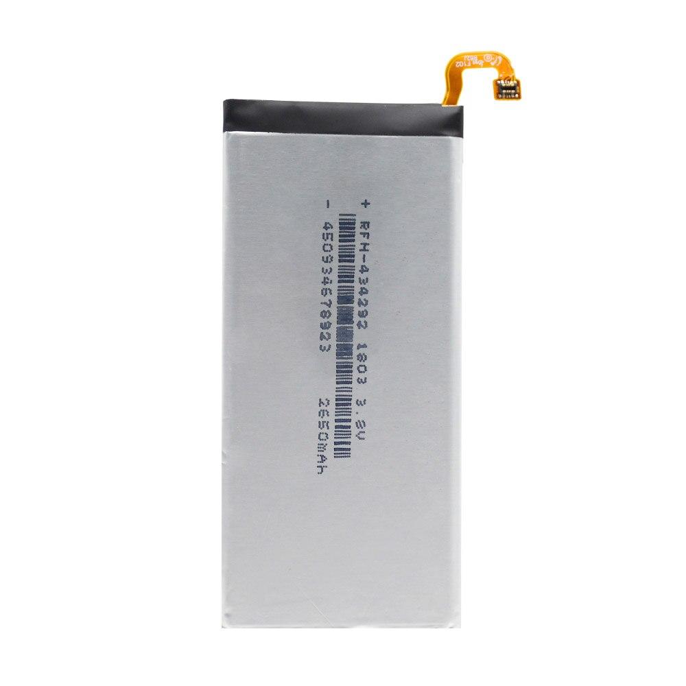 20pcs/lot Battery EB-BC500ABE For Samsung Galaxy C5 SM-C5000 Original Phone Rechargeable Bateria AKKU +Free Tools 2600mAh enlarge