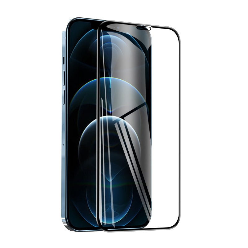 Full Cover Protective Tempered Glass On The For iPhone 11 12 Pro Xs Max X Xr Screen Protector For iPhone Se 2020 Glass Protect
