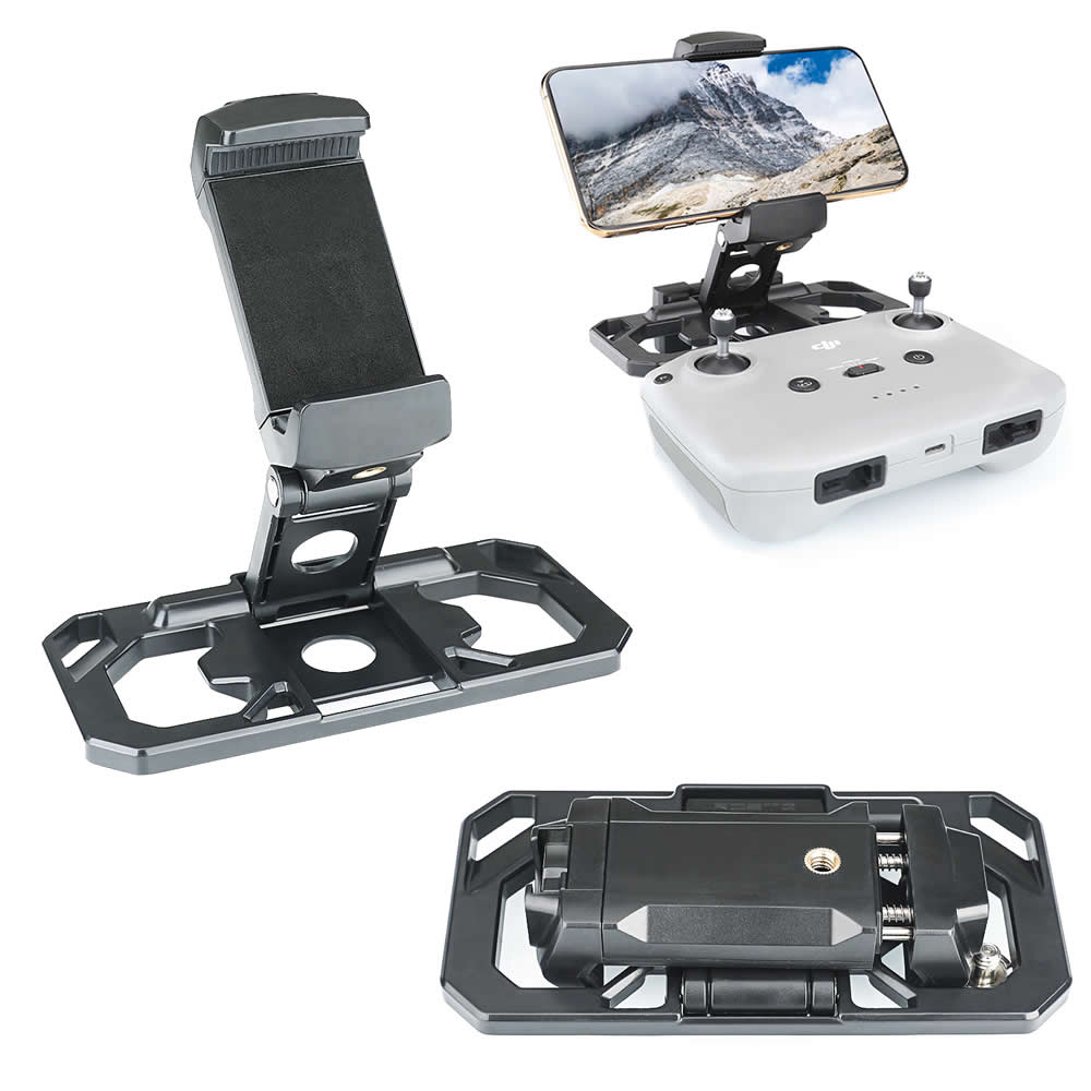 Foldable Expansion Bracket Mavic Air 2S Tablet Holder Portable Remote Control Phone Ipad Holder for