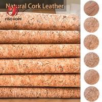 1 рулон 20*120 см Натуральная пробка кожаная ткань древесина зернистый материал для фонового мешка Декор ремесла Сделай Сам