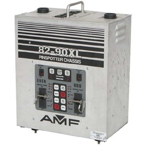 Todos os novos de alta qualidade boliche accessaries amf 8290xl pinspotter controlador chassi 090 005 700 eua plugues frete grátis
