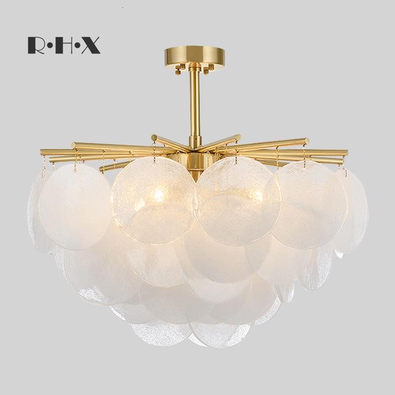 Estilo nórdico, Luz de lujo de la originalidad, restaurante, lámpara dormitorio, Timbre...