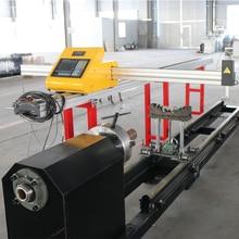 Igoldennc, máquina de corte de tubería de corte cnc portátil por plasma, máquina de corte por plasma para tubos, fabricantes de acero inoxidable