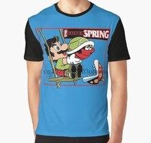 All Over Print 3D Tshirt Men Funny T Shirt Naive - The Kooks Graphic T-Shirt