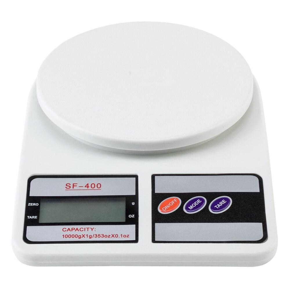Báscula Digital de cocina para alimentos de 10KG/1g, báscula multifunción en gramos y onzas
