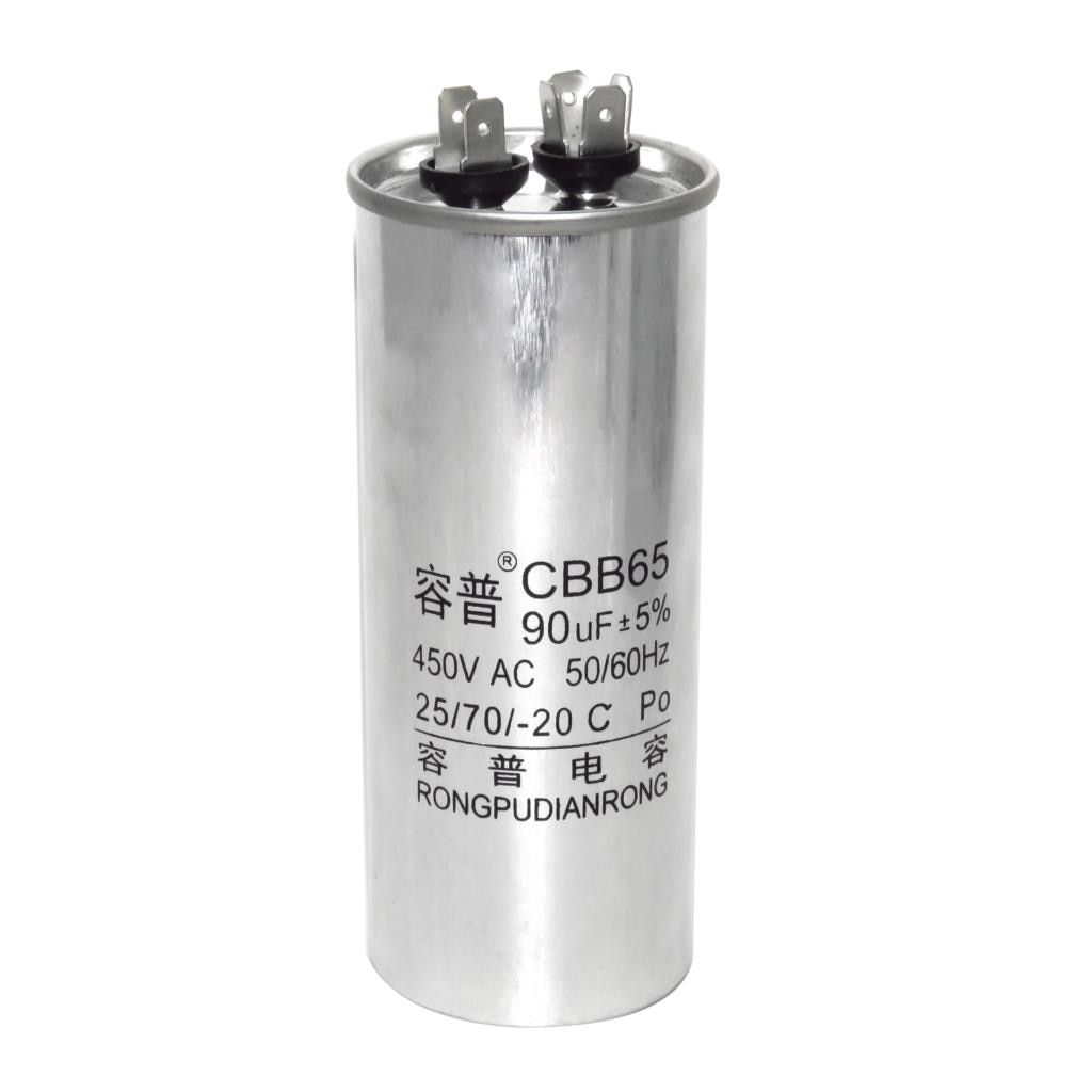 CBB65 компрессор кондиционера, конденсатор запуска 6/10/16/20/30/40/50/60/70 / 80UF 450V