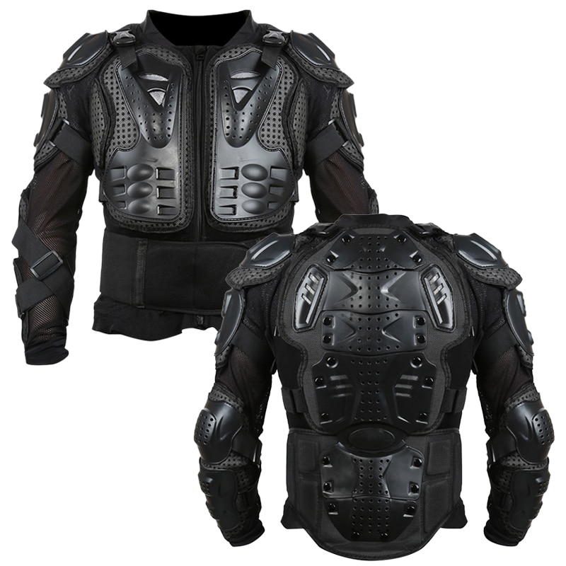 S-3XL Motorcycle Men Full Body Motorcycle Armor Motocross Racing Moto Riding Protection Back Shoulder Protector four seasons riding tribe motorcycle pants with knee hip pad moto motocross trousers body armor m l xl 2xl 3xl 4xl