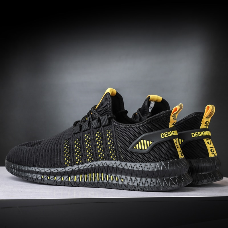 New 2020 Men's Shoes Breathable Wear-resistant Large Size Sports Shoes 48 Walking Women Running Shoes Lovers Casual Shoes