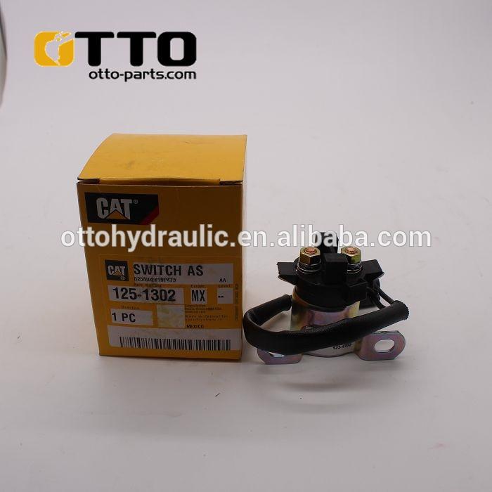 starter motor relay 125-1302 starter motor assy  - buy with discount