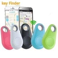 Портативный смарт-ключ, мини-GPS-трекер, локатор, Bluetooth, устройство против потери, бирка, подвеска с сигнализацией для детей, питомцев, собак, к...
