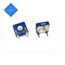 5 Stks/partij Voor Acp CA14NV15 10K RT3.52 Type Potentiometer 10K D Gat In Voorraad