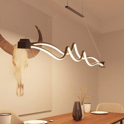 Lámpara led suspendida de piedra clásica con diseño de lámpara de pared...