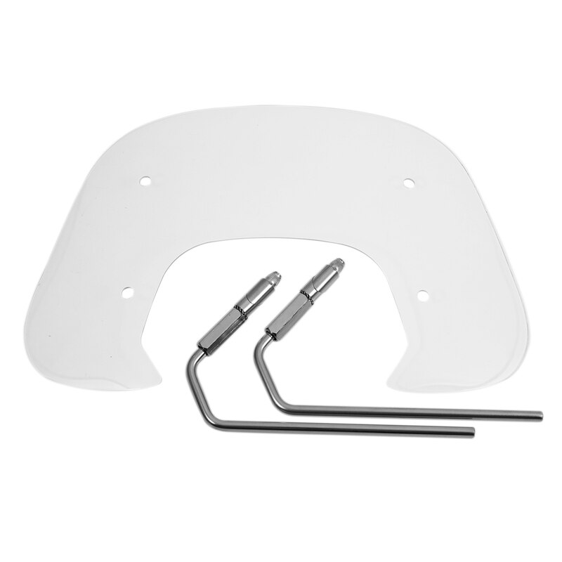 Deflector de aire para parabrisas de motocicleta Windsn para Vespa Primavera 150, Scooter Touring Sn