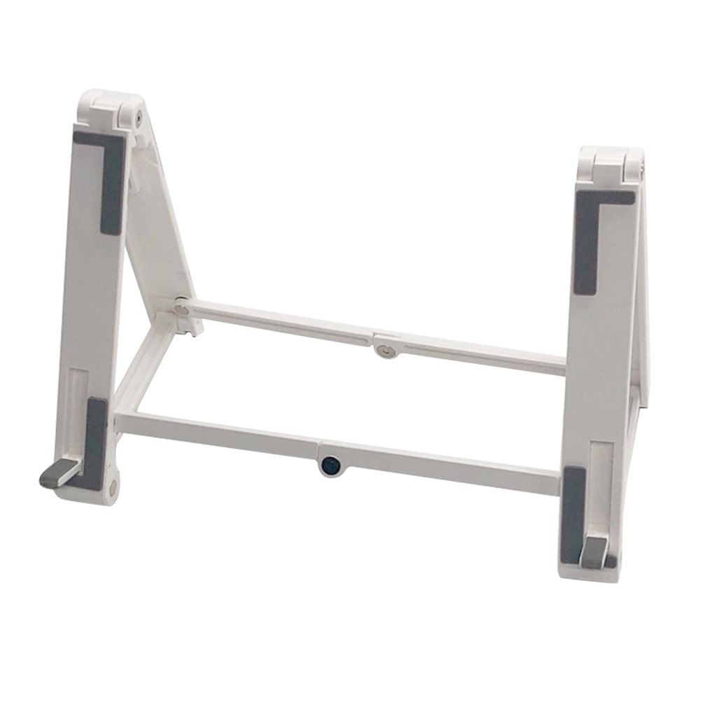 Durable Laptop Stand Portable Adjustable Height ABS Material Ergonomic Design Compatibility Computer
