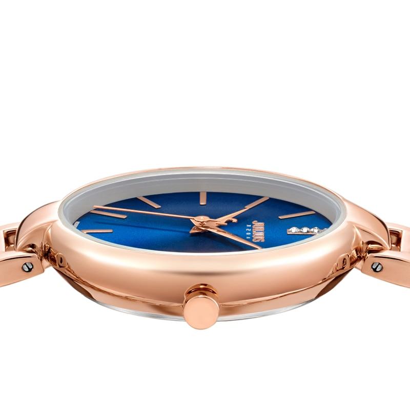 Bracelet Women Quartz Watch Beautiful Crystal Jewelry Luxury Brand Stainless Steel Band Clocks Ladies Fashion Time Girl Hour Top enlarge