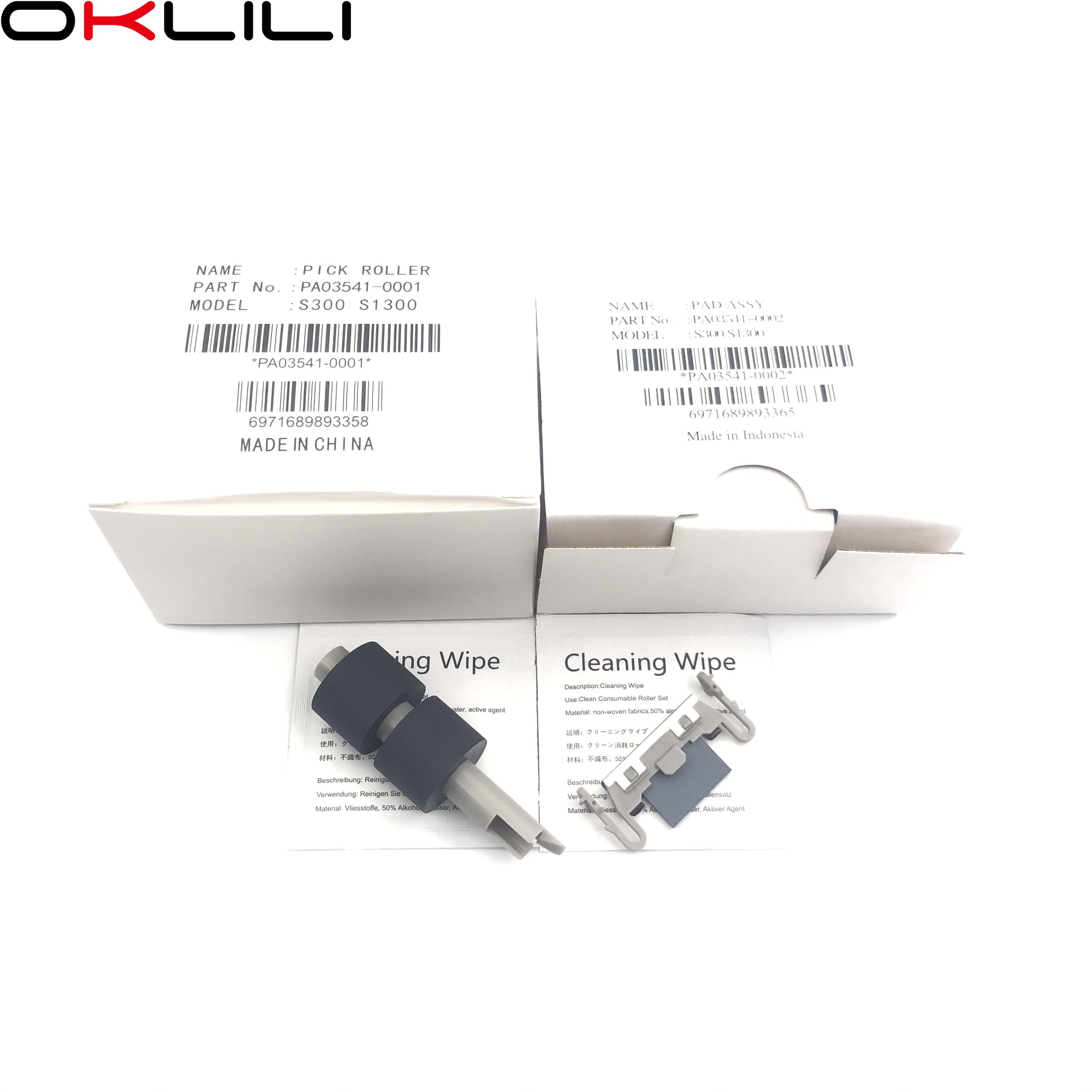 1 X PA03541-0001 PA03541-0002 consumibles a de la camioneta de separación de...